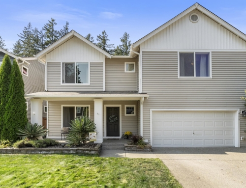 JUST LISTED: PORT ORCHARD – 4578 Chanting Cir SW